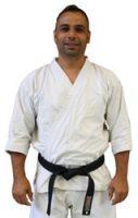 Omar Sherzada (4. Dan DKV) Trainer Karate München