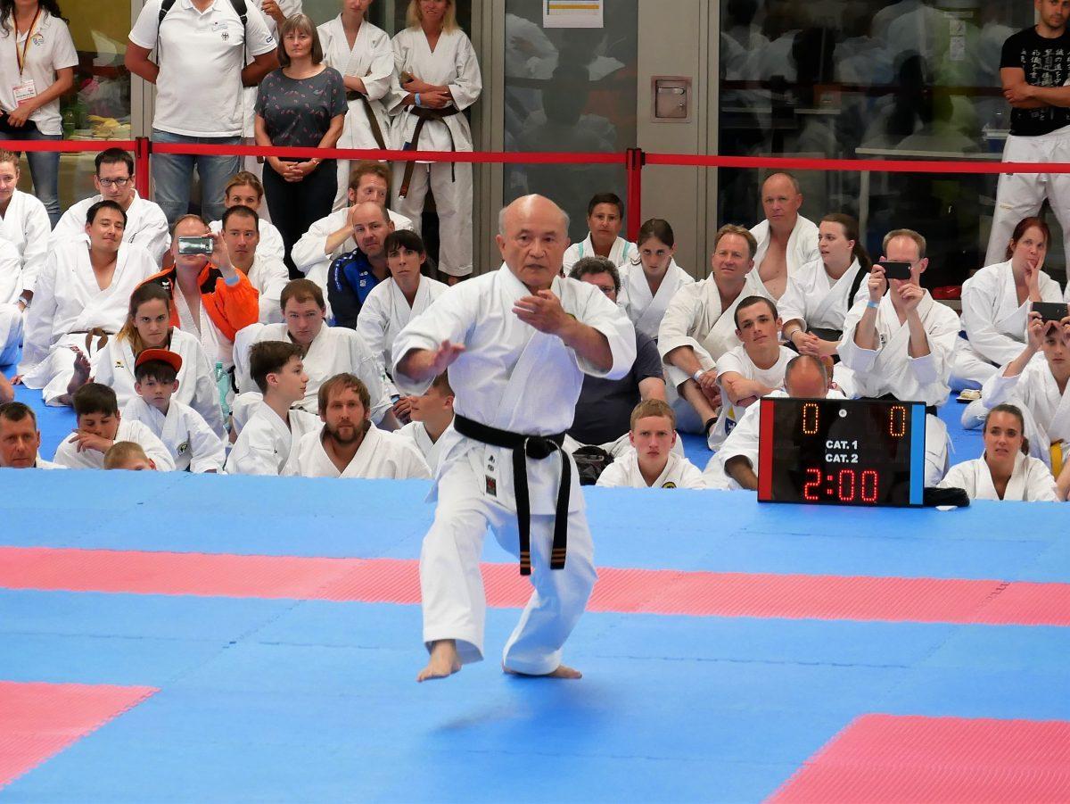 World Karate Day 2017 in München