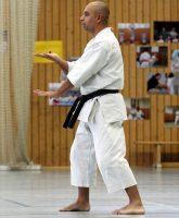 Omar Karate München 5. Dan Prüfung Kata