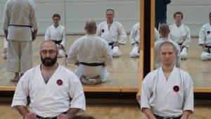 Karateverein München Abgrüssen 2 Weihnachtslehrgang