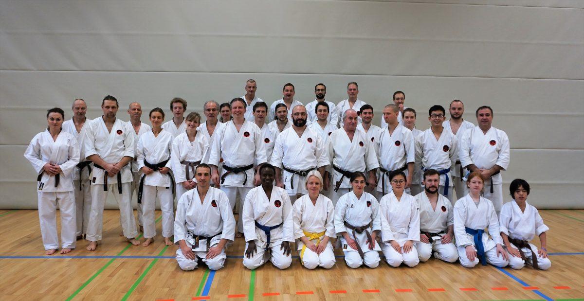 Karateverein in München – Weihnachtslehrgang