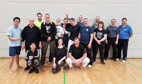 Selbstverteidigung in München - NACH dem Training