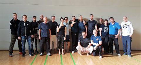 Selbstverteidigung in München - VOR dem Training