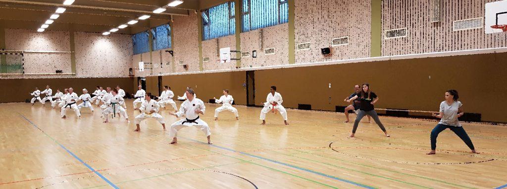 Karate Lernen in München 09.09.2020b