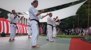 Japanfest 2019 München Karate 11a