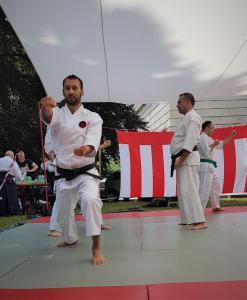 Japanfest 2019 München Karate 12a